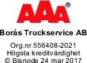 AAA, Högsta kredivärdighet, Bisnode
